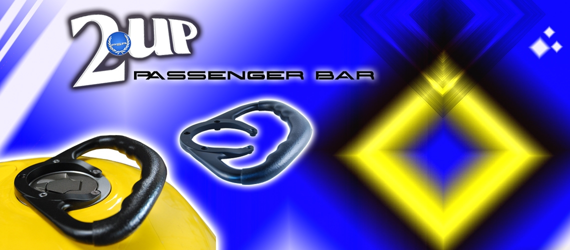 2-UP PASSENGER BAR