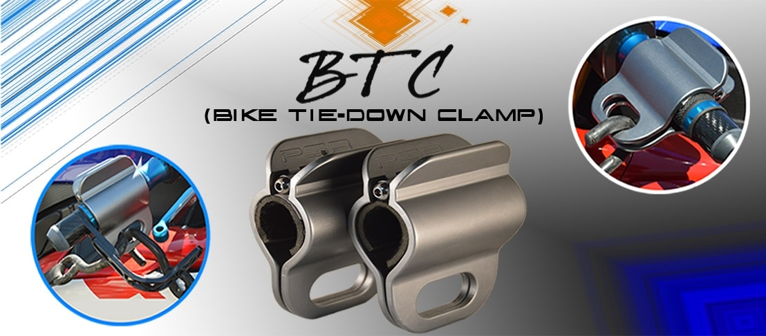 BTC (Bike Tie-down Clamp)