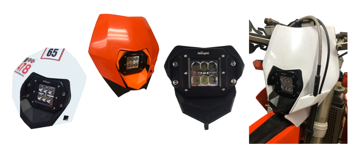 OHV LED HEADLIGHT
