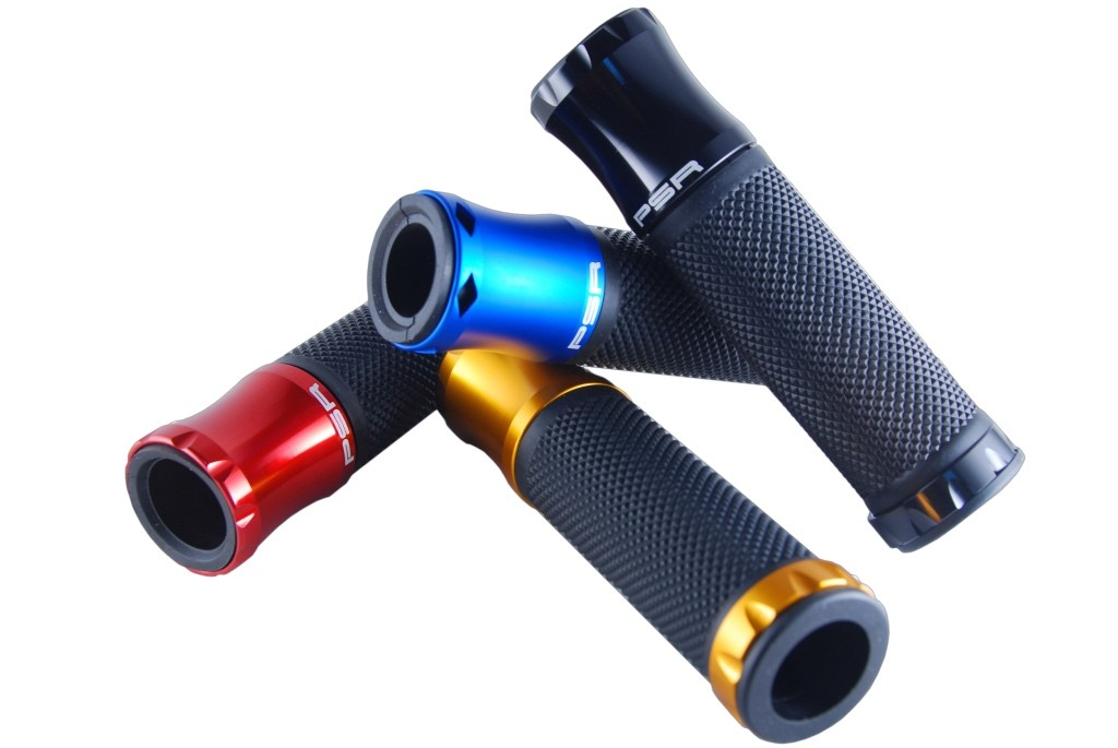 REPLACEMNET GRIPS WHITE UNIVERSAL