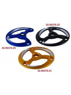 Belt Cover Base & Caps (sold separately)