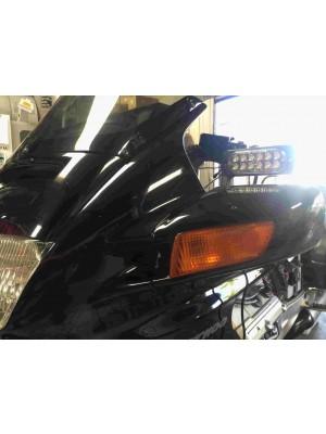ST1100 Over Mirror Strobe Light Bracket