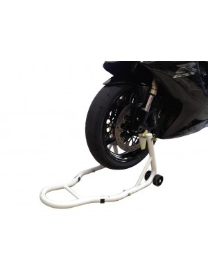 FRONT FORK STAND-ECONO WHITE 00-00107-06