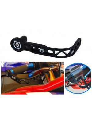 LEVER PROTECTOR BAR END SLIDER CARBON