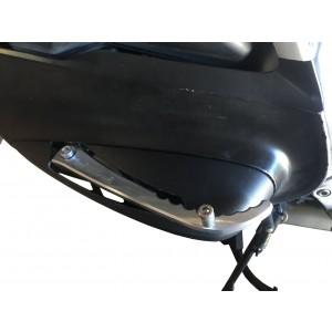 ST1100 90-02 HIGHWAY BLADES BLACK