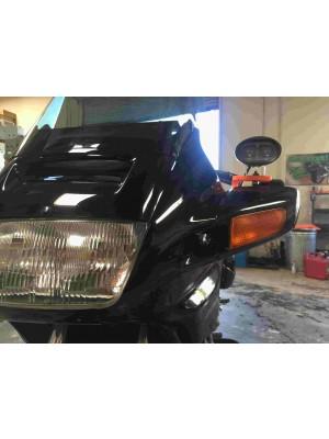 ST1100 Over Mirror Auxiliary Light Bracket