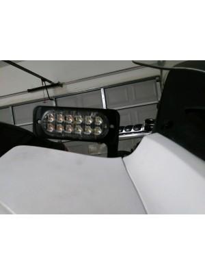 ST1300 Over Mirror Strobe Light Bracket