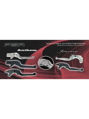 Journey & Anthem adjustable levers for Indian motorcycles