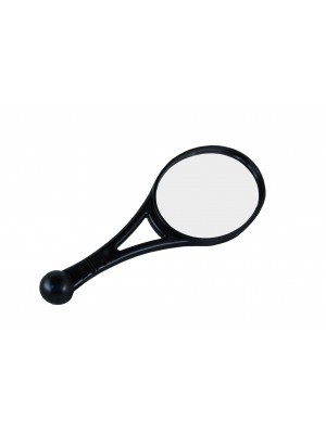 DUALSPORT MIRROR OVAL UNIVERSAL
