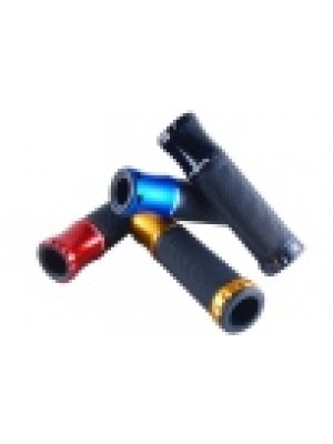 REPLACEMNET GRIPS BLACK UNIVERSAL